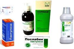 Prebiotiki-preparaty