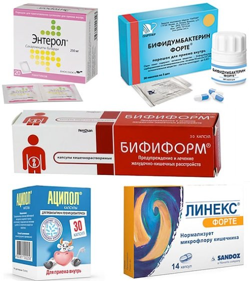 Probiotiki-preparaty