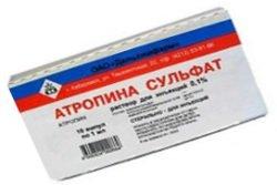 Atropina-sulfat