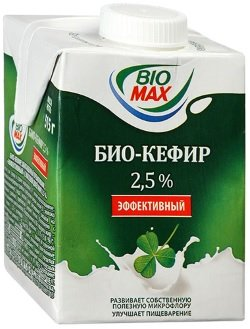 Bio-kefir