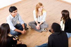 Психологическая помощь большным