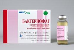Бактериофаги для лечения золотистого стафилококка