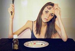 Причины и симптомы анорексии