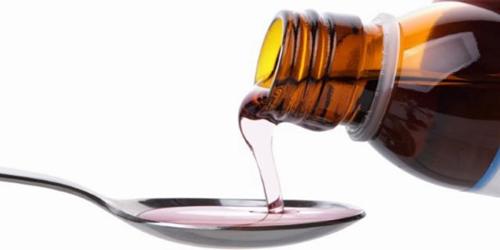 Лактулоза в виде сиропа