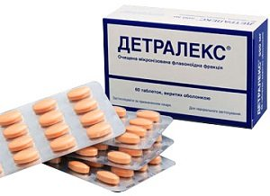 Общее лечение препаратами