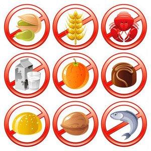 Нереносимость на продукты