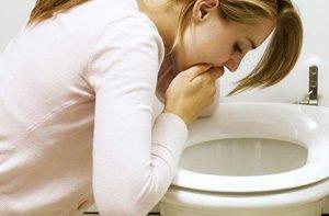 Диарея и рвота - причины обращения к медицинской помощи