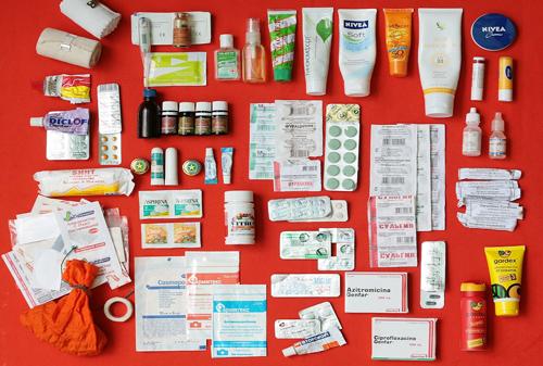 Лекарства первой необходимости