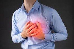 Причины боли верхней части живота - заболевания сердца