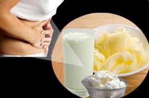 Непереносимость молочных продуктов