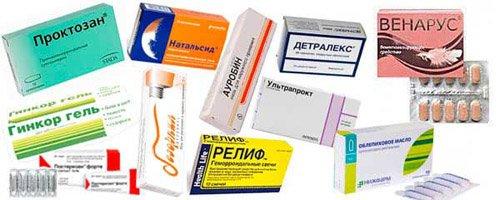 Препараты для лечения заболевания