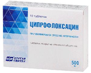 Антибиотики для лечения проктита