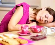 Сон после еды