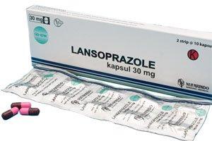 Лансопразол