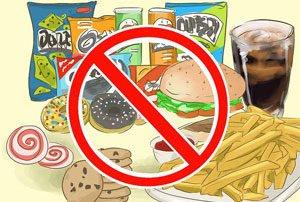 Какие продукты провоцируют запор?