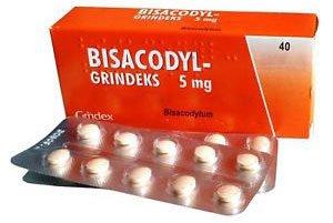 Бисакодил Гриндекс