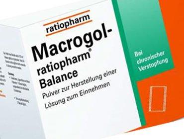 препараты на основе макрогола