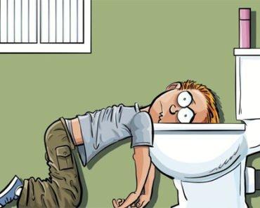 Обезвоживание при диарее