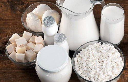 Продукты с лактозой